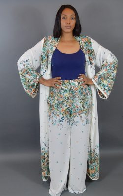 Elsie Kimono set